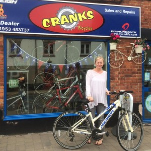 Vickie – Merida Crossways 10v