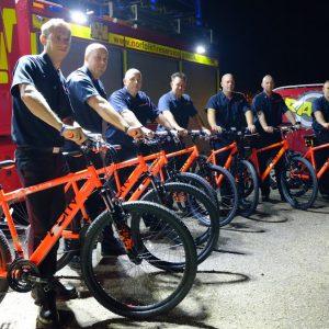 Fire Bikes